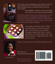 Kiss My Bundt Back Cover