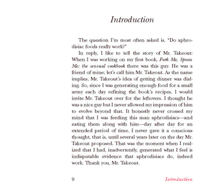 Romancing the Stove introduction pg 1