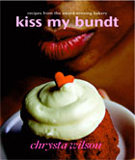 About Chrysta Wilson, authour of Kiss My Bundt